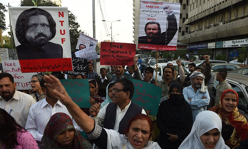 Salman Haider's disappearance won't silence our voices