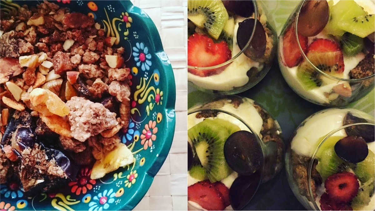 Who said healthy can't be yummy?