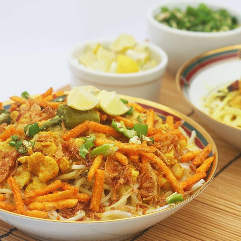 This warm Burmese dish is best for Karachi winters. Photo: Saniya's Kitchen/Facebook.