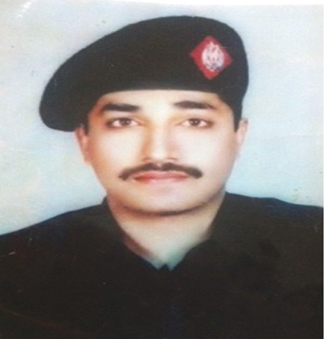 Khizar Hayat, a former police constable, was convicted in October 2001 for killing a fellow policeman. — File