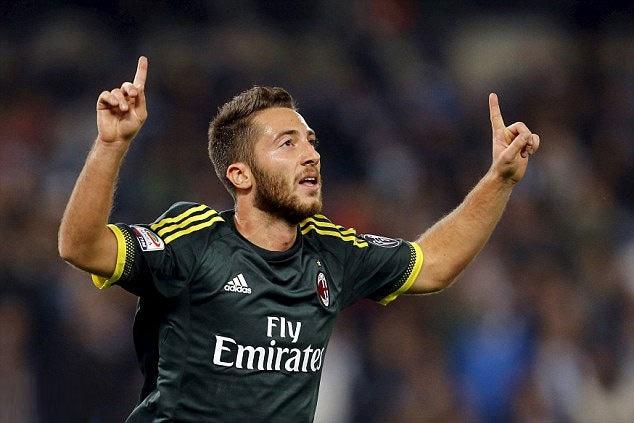 اطالوی فٹبالر آندرے برٹولاچی— فوٹو: رائٹرز