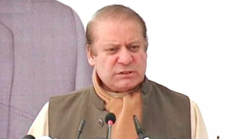 PM Nawaz speaks out strongly against religious persecution