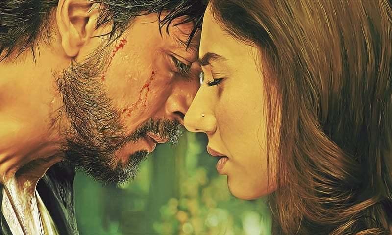 فلم 'رئیس' شاہ رخ اور ماہرہ کی ایک ساتھ پہلی فلم ہے — فوٹو/ فائل