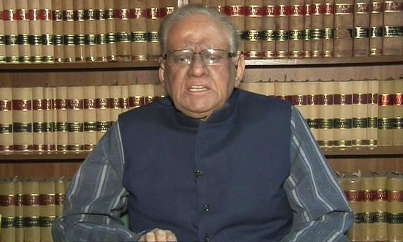 Shortest-serving Sindh governor Siddiqui dies