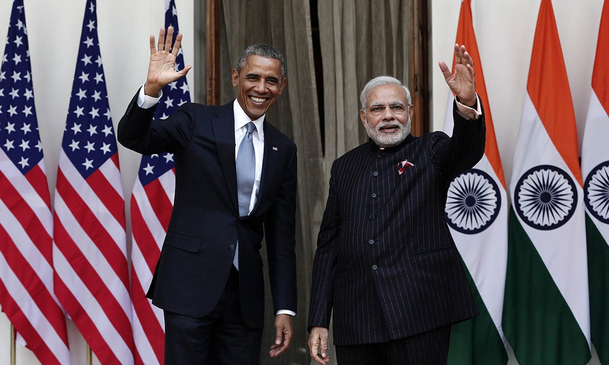 Sky is the limit for US-India ties, says State Department