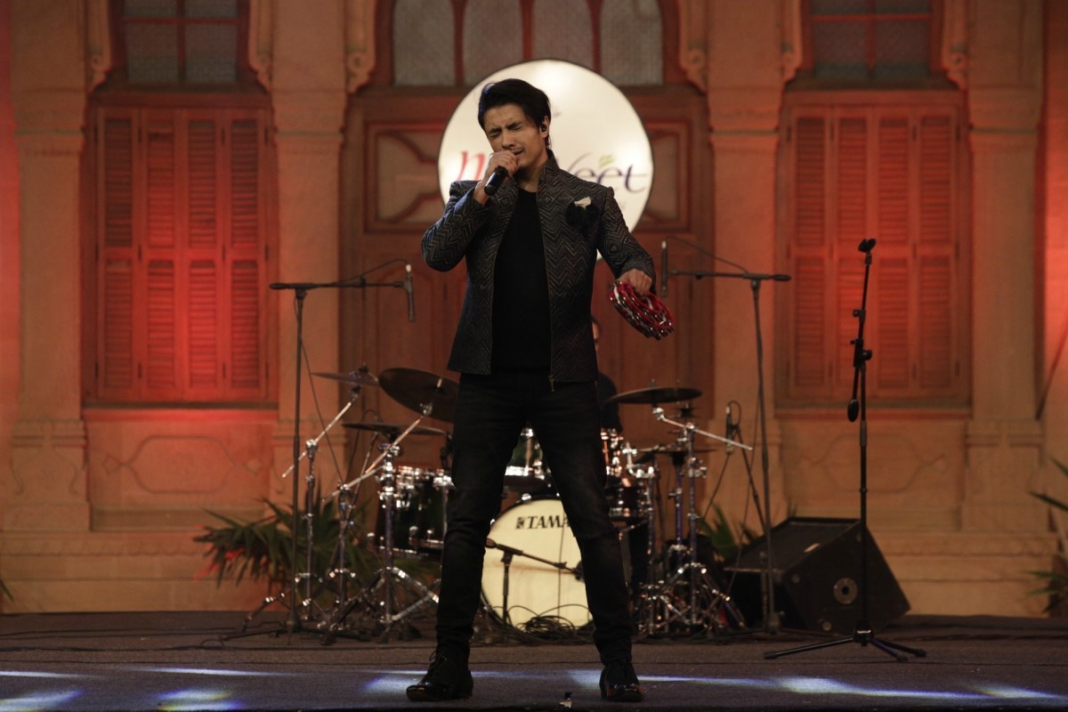 Ali Zafar's performance was the highlight of the show