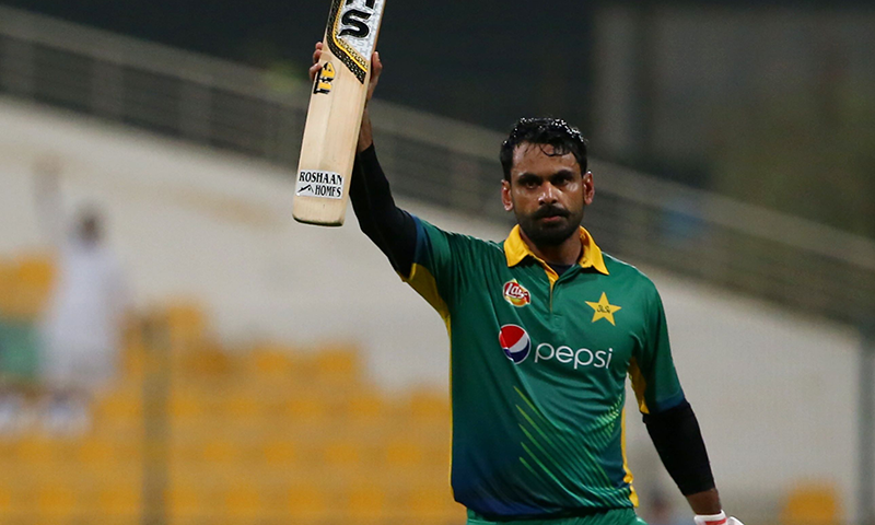 Hafeez to stand-in as captain as Azhar recovers from hamstring injury
