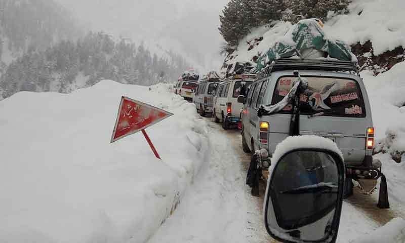 Image result for lowari tunnel weather