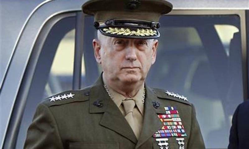 US to incentivise Pakistan's cooperation, says Mattis