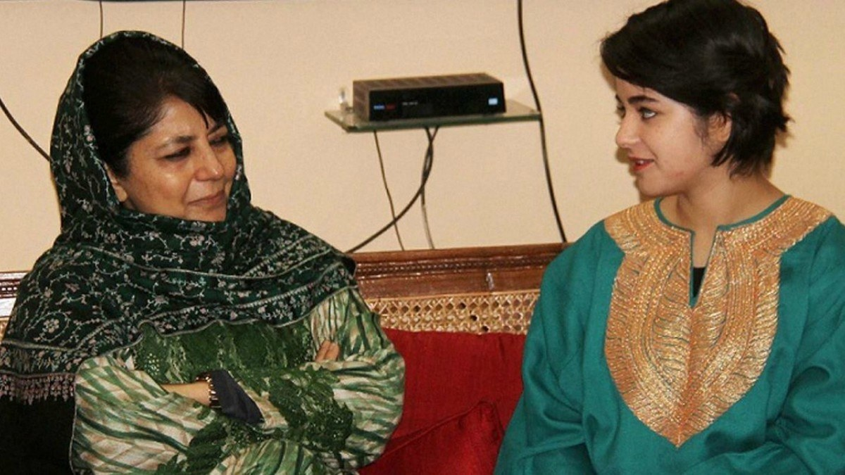 Am not a role model for Kashmiri youth: Dangal's Zaira Wasim apologises after meeting Kashmir CM