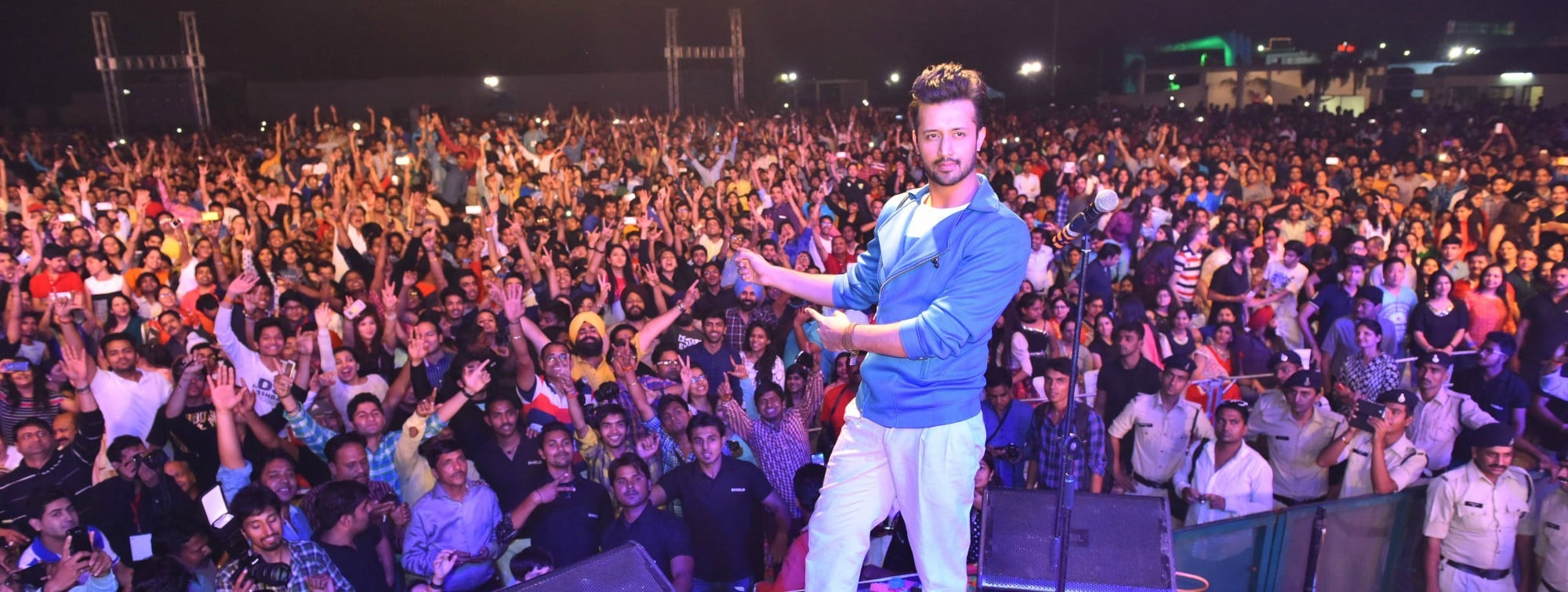 Image result for Atif aslam concert