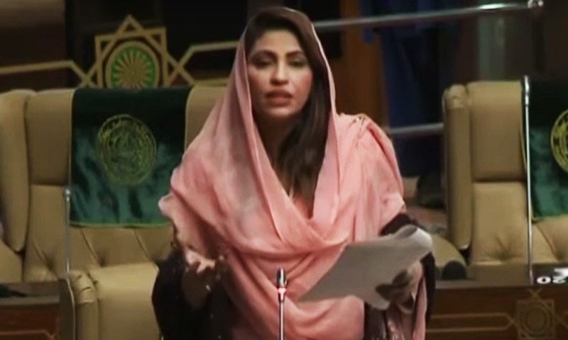 Sindh PA row highlights misogyny afflicting parties