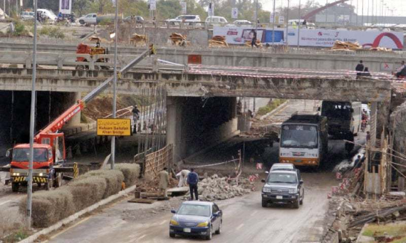 Multan Metro Bus Project: 11 dead in workplace accidents in one year