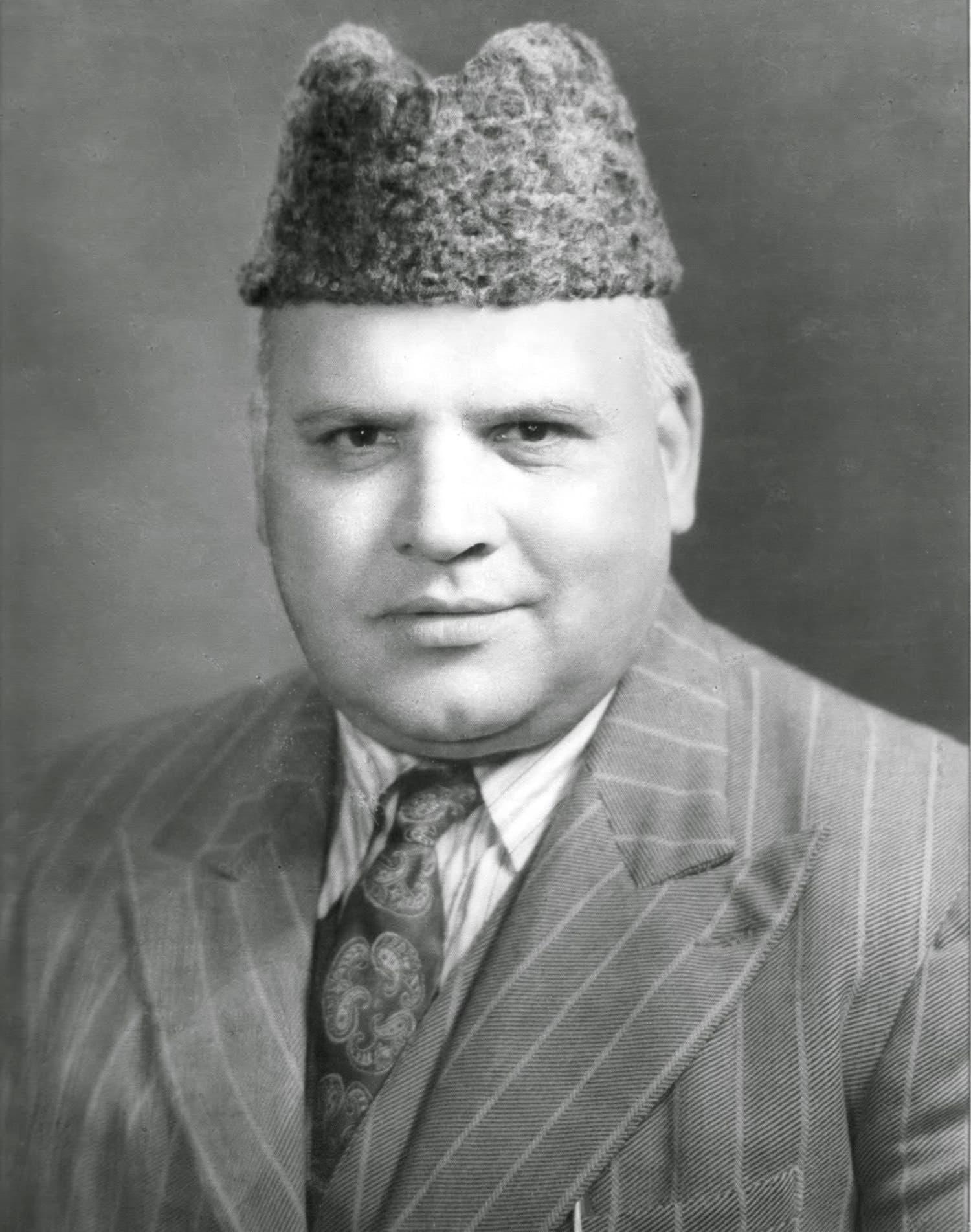 Sardar Abdul Qayyum.