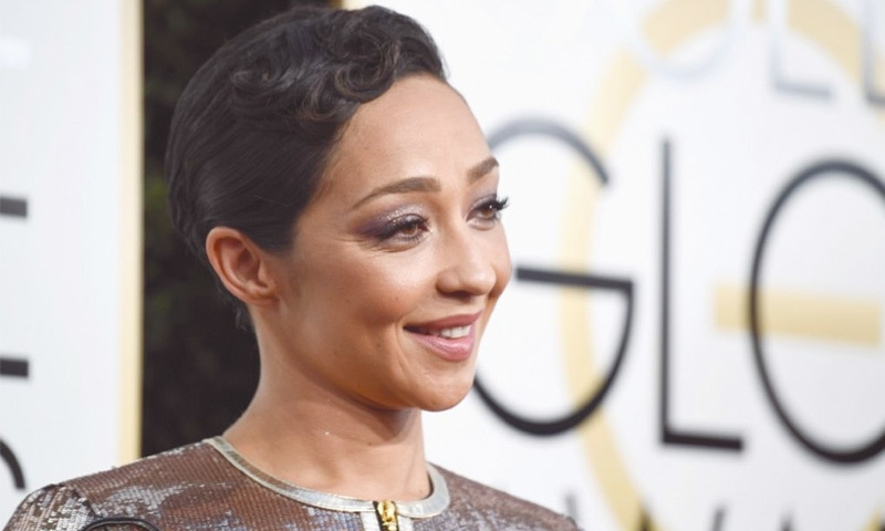 RUTH Negga has been nominated in the Oscar best actress category for Loving.—AFP