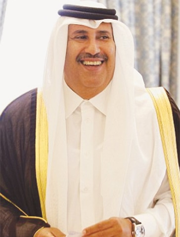 HAMAD bin Jassim bin Jaber Al-Thani's first letter was submitted on Nov 15.