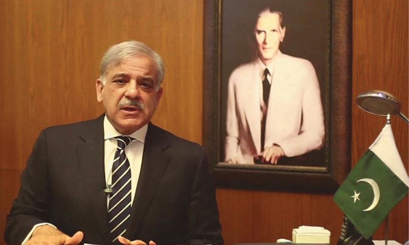 Voices of open and muted dissent: Shahbaz Sharif