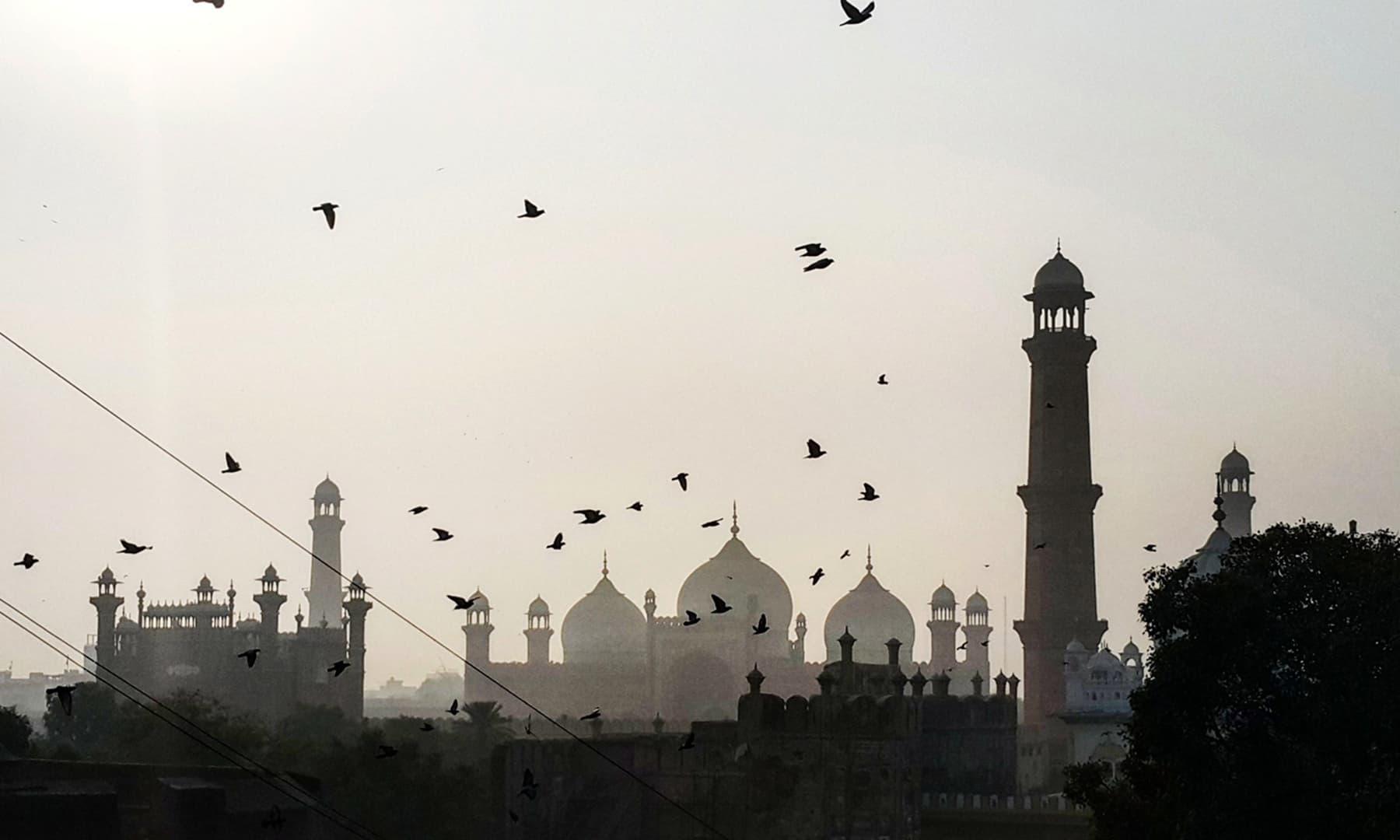 لاہور — صوفیہ کاشف