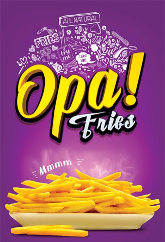 Opa!'s TVC was built on the idea of 'keeping love simple'.
