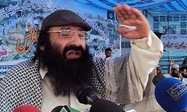 Hafiz Saeed's arrest sends negative and disappointing message: Syed Salahuddin