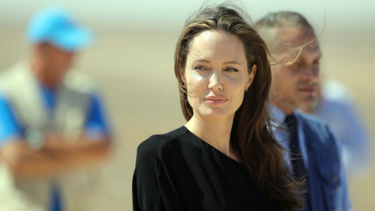 Angelina Jolie slams Donald Trump's travel ban