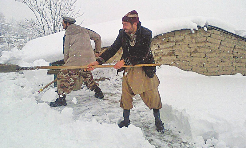 Three die as rain, snowfall lash parts of country