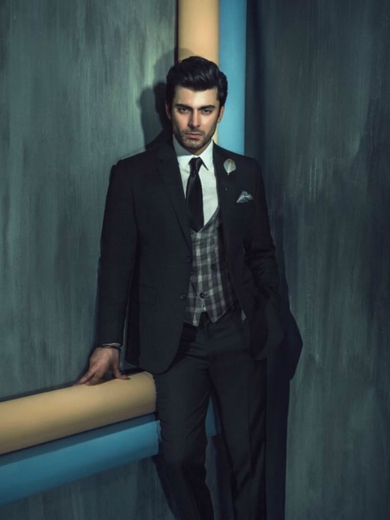 Fawad Khan. Courtesy Dawn.