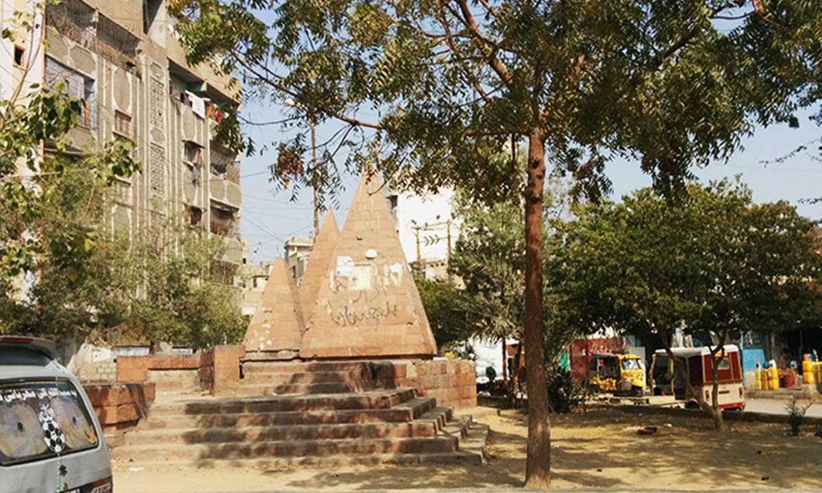 Bizenjo Chowk, Lyari | Abid Hussain