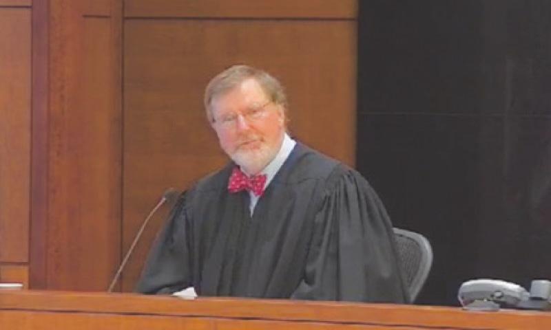 Federal judge James Robart.