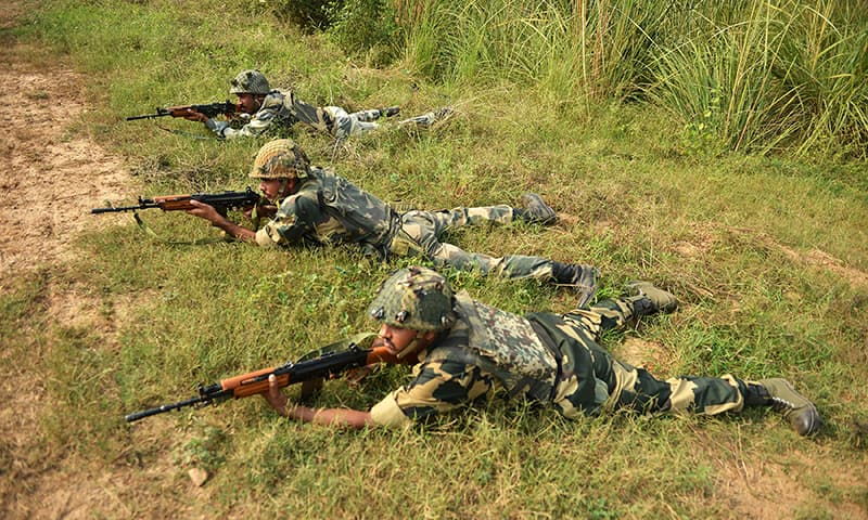 One dead in Indian firing across LoC