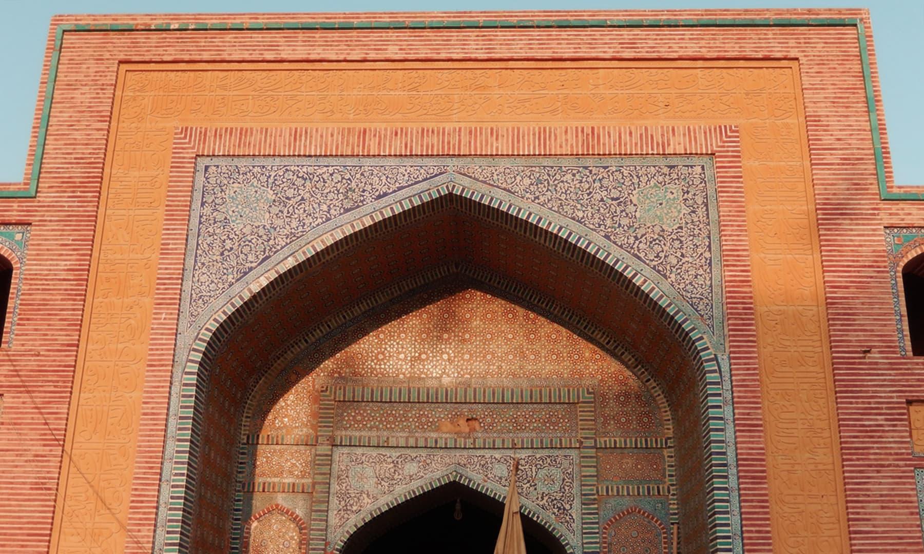 جامع مسجد ٹھٹھہ — تصویر ابوبکر شیخ