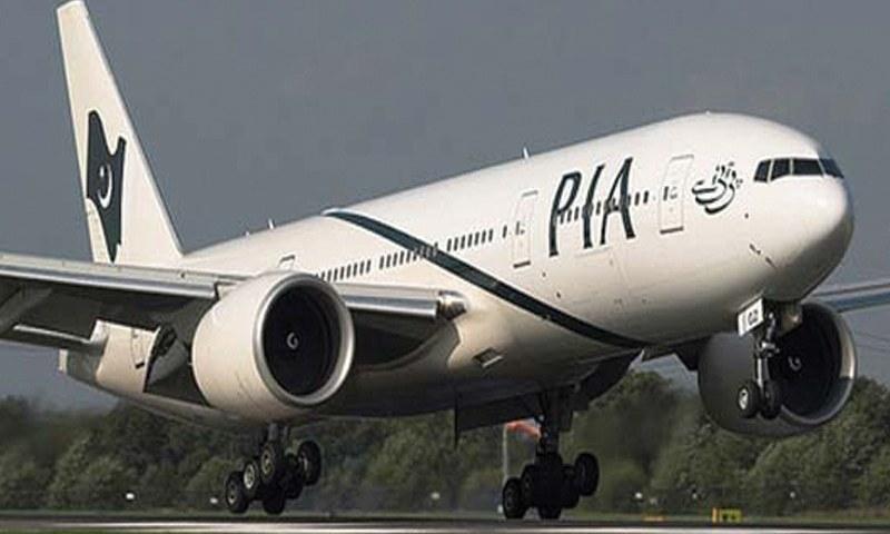 British police say 'disruptive passenger' reason for PIA plane diversion