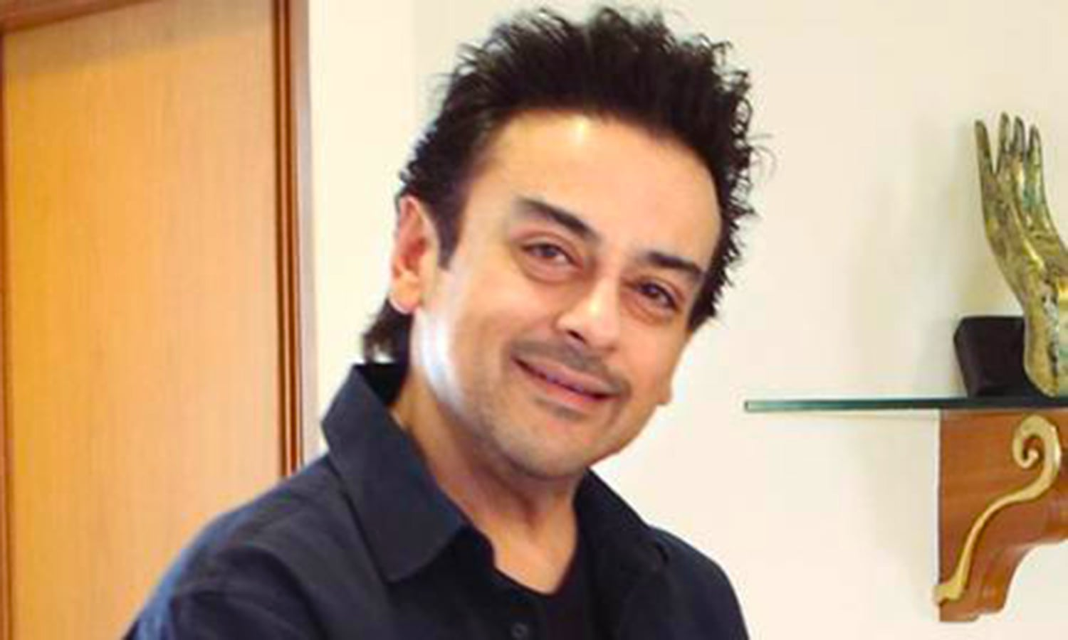Letter to Donald Trump from Adnan Sami Khan