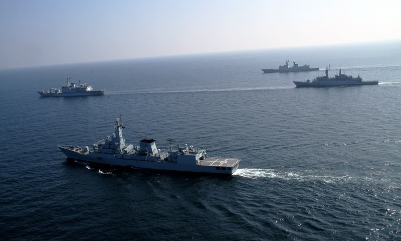 Over 35 countries to participate in 'Aman-17' naval exercise