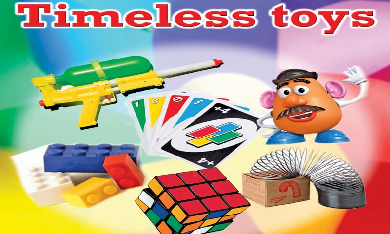 Cover story: Timeless toys