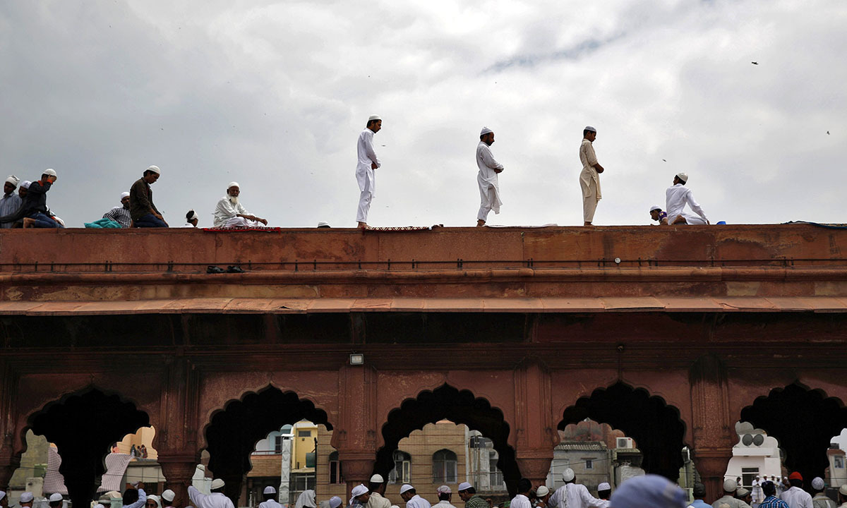 How oppressed are Muslims in India?