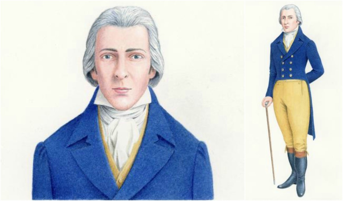 This is what Mr Darcy is actually supposed to look like