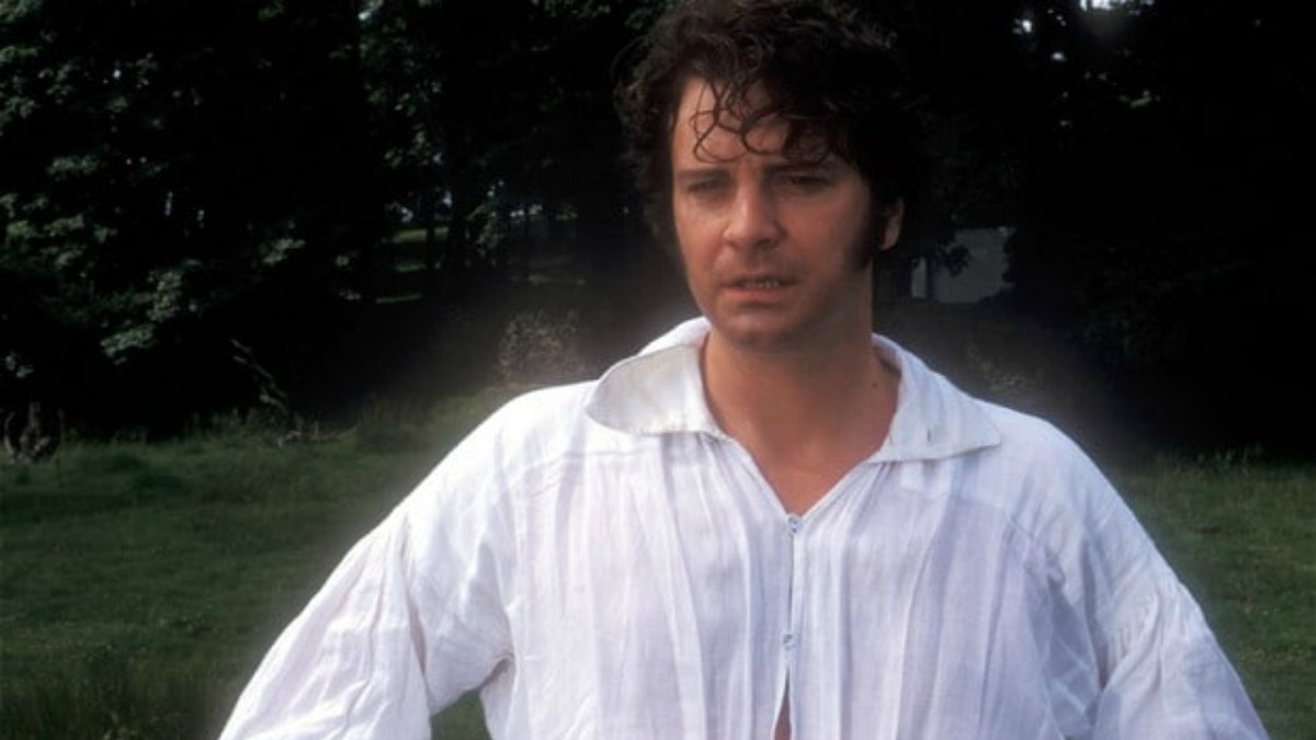I think we'll stick to our Colin Firth fantasies