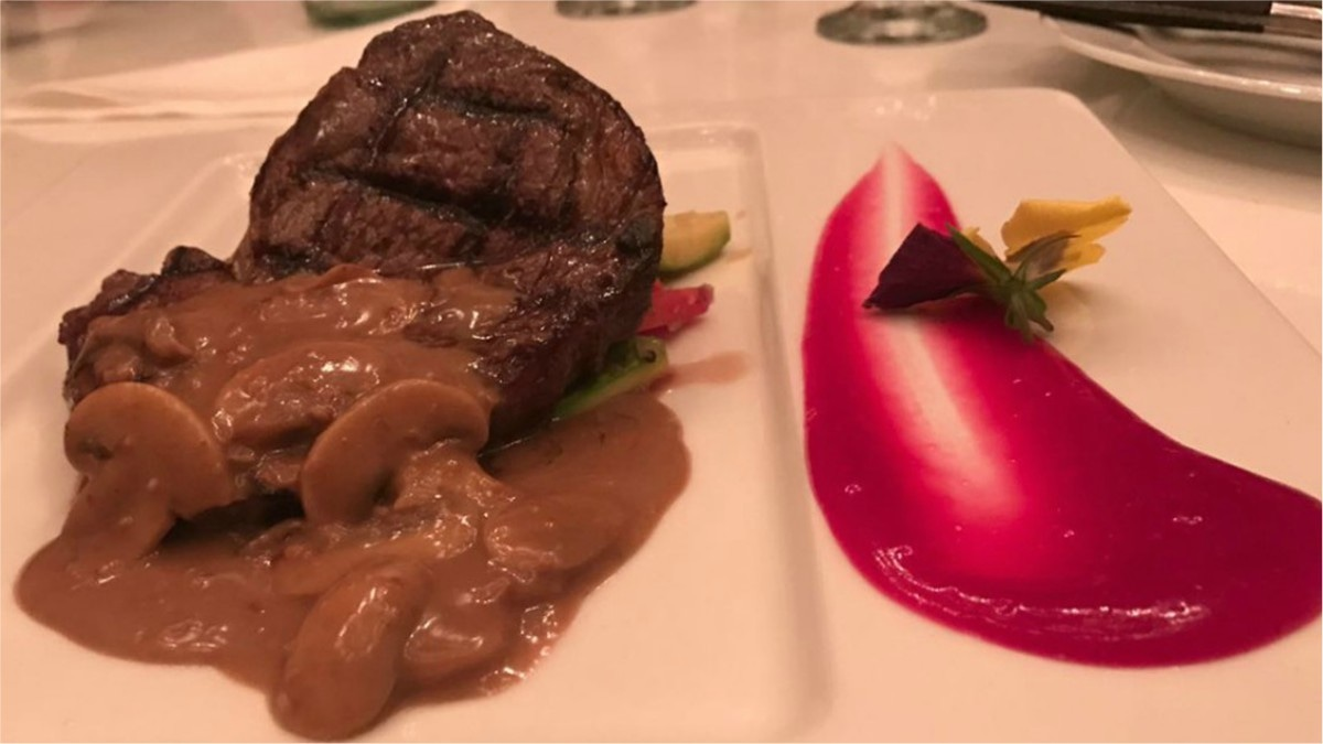 Review: Ambrosia artistically delivers exotic Mediterranean cuisine