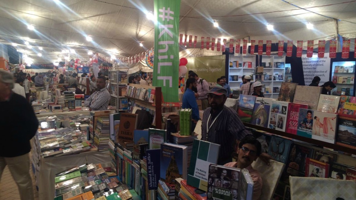 Day 2: Here is what's happening at the Karachi Literature Festival [Live]
