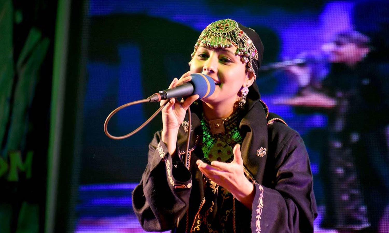 محفل موسیقی سے غیر ملکی مہمان خوب لطف اندوز ہوئے—فوٹو:اے پی پی