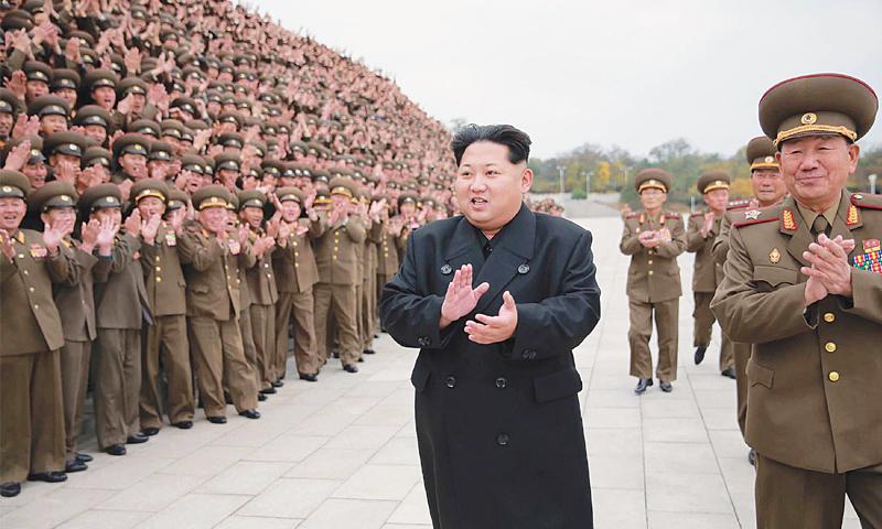 N. Korea fires ballistic missile, draws tough response from Trump