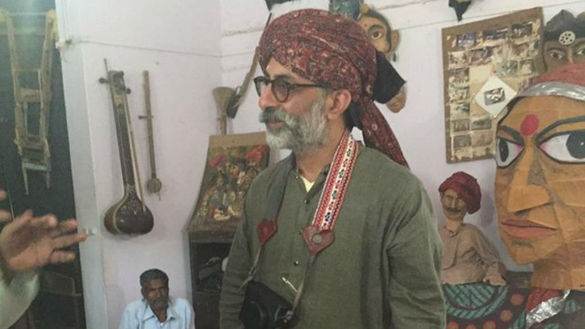 Sadly, Yousuf Bashir Qureshi won't be showing a collection at this year's FPW