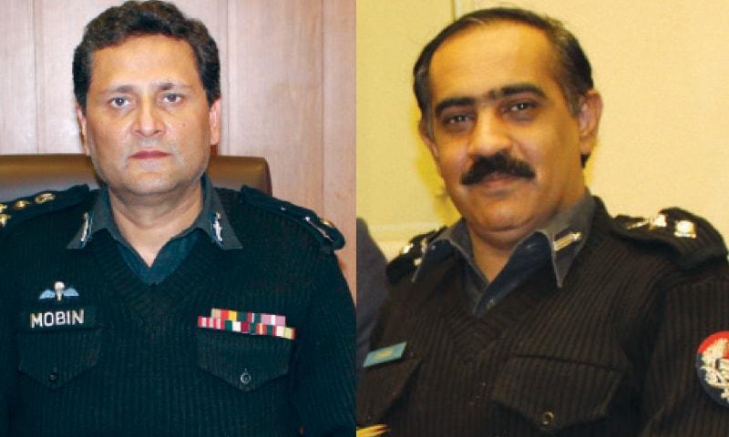 Capt Mubeen / Zahid Gondal.
