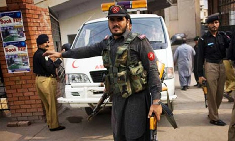 Suicide bomber strikes Mohmand; 3 Khasadar personnel, 2 civilians killed