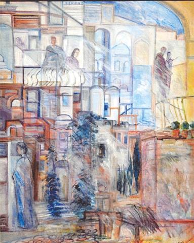 TRANSITION byNaz Ikramullah