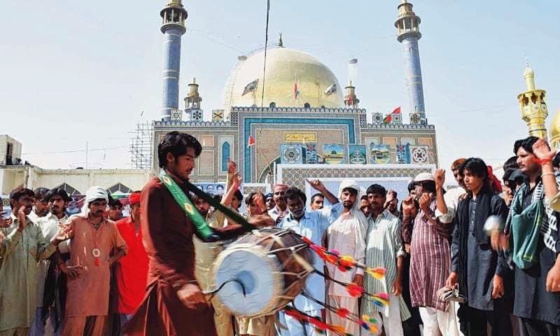 The Qalandar's magnetism