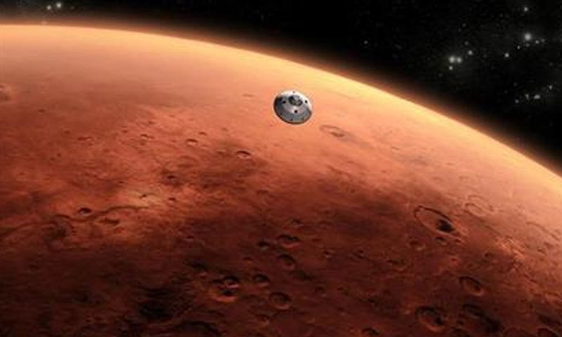 امارات کا مریخ پر شہر بسانے کا ارادہ