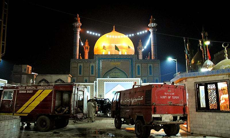Lal Shahbaz Qalandar bombing: Death toll rises to 88, CTD to investigate