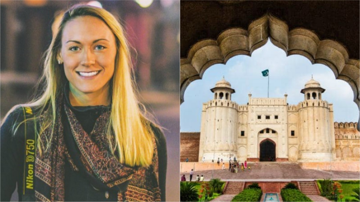 The woman who travelled to every country in the world says Pakistan is in her top 10
